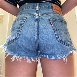 Urban Outfitters Levi's shorts